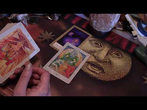 Tarot Reading - Donald/ Melania Trump (May 2018)