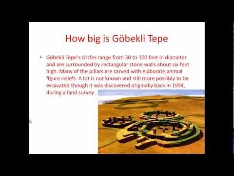 Gobekli Tepe 12000 year old mystery ruin