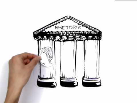 Die Simpleshow erklärt den Studiengang Allgemeine Rhetorik ...