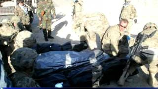 'German' bodies recovered in Afghanistan