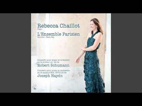 Concerto La Minor Op 54 Robert Schumann - Allegro Affectuoso