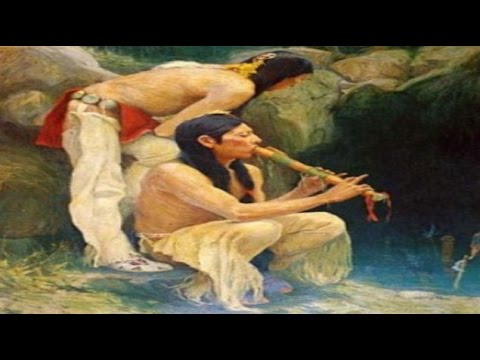 1 Hour of Uplifting Native American Flute - Keith O' Sullivan
