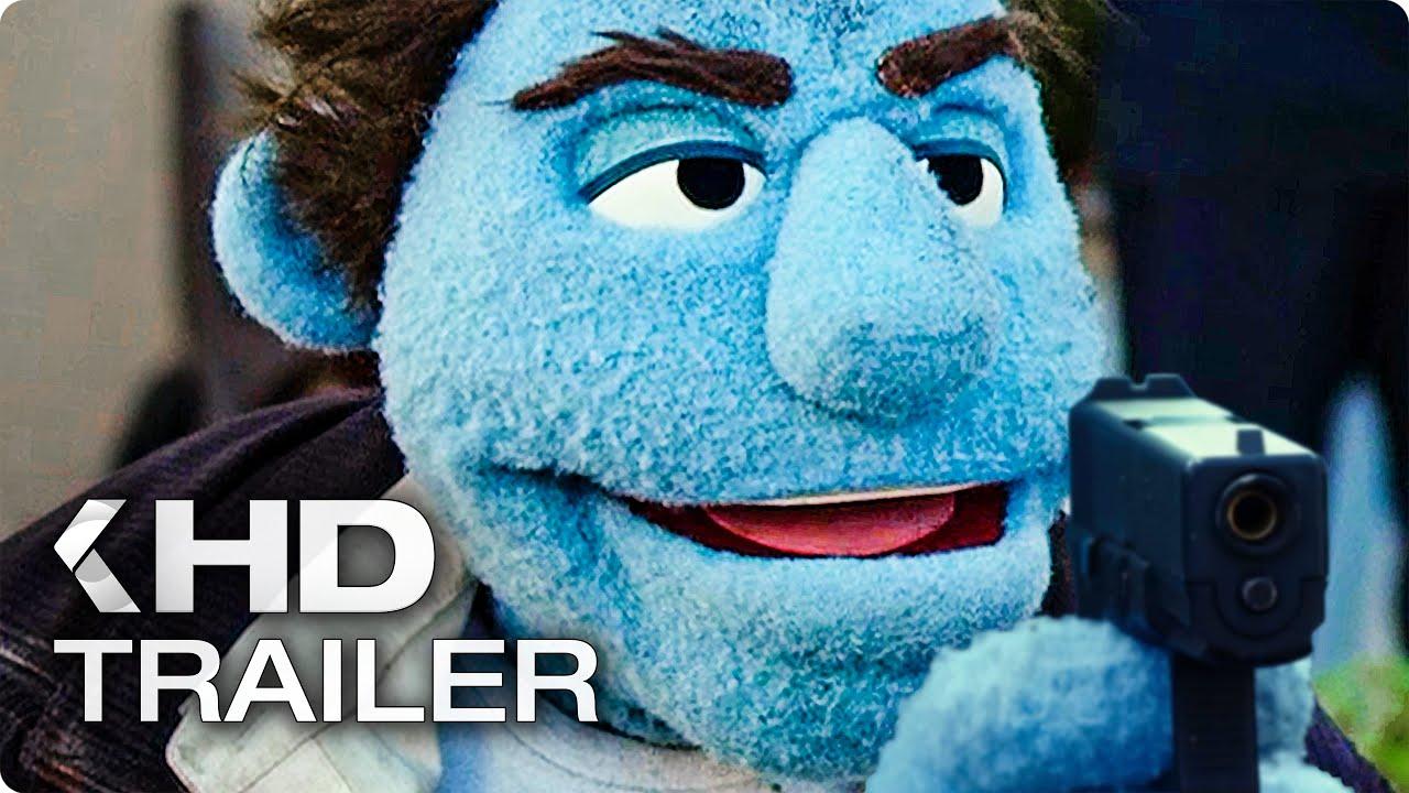 THE HAPPYTIME MURDERS Trailer German Deutsch (2018)