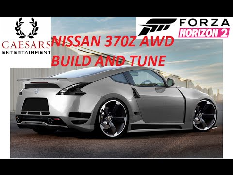 build and tune nissan 370z awd forza horizon 2 youtube. Black Bedroom Furniture Sets. Home Design Ideas