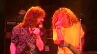 "Brad Delp with Van Halen: ""Wild Thing"""
