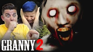 Granny 2 Is Absolutely Terrifying!! (Fake Granny Horror Game Update)