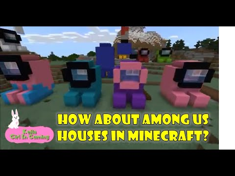 how-about-among-us-houses-in-minecraft?-|-live-#2