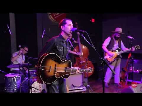 Pokey LaFarge Live at The Stage at KDHX 5/11/17