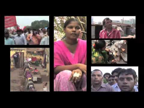 On the Threshold: Class Struggle in Delhi, दहलीज़ पर: दिल्ली में वर्ग सघंर्श