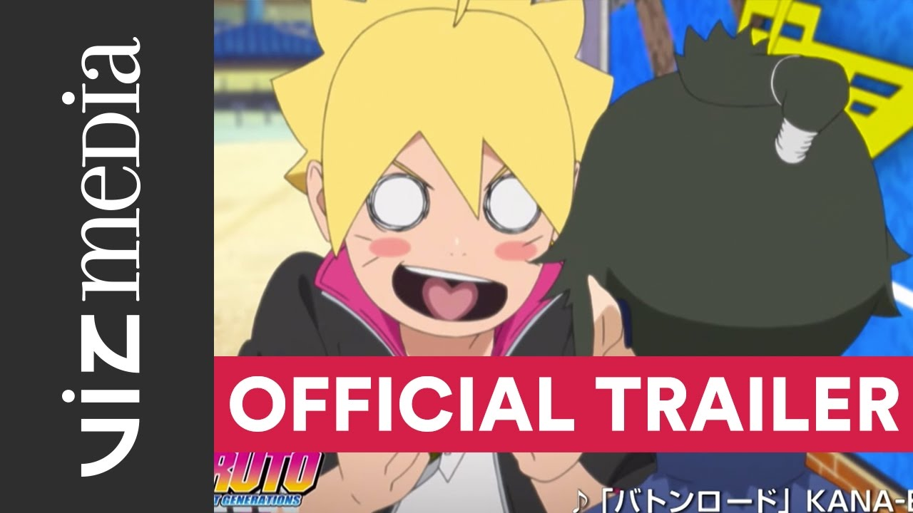 BORUTO: Naruto Next Generations Episode 1 Official Trailer