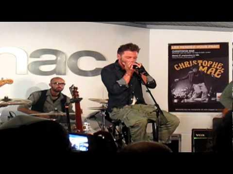 Christophe Maé - la rumeur Solo harmonica dans le public - Fnac ...