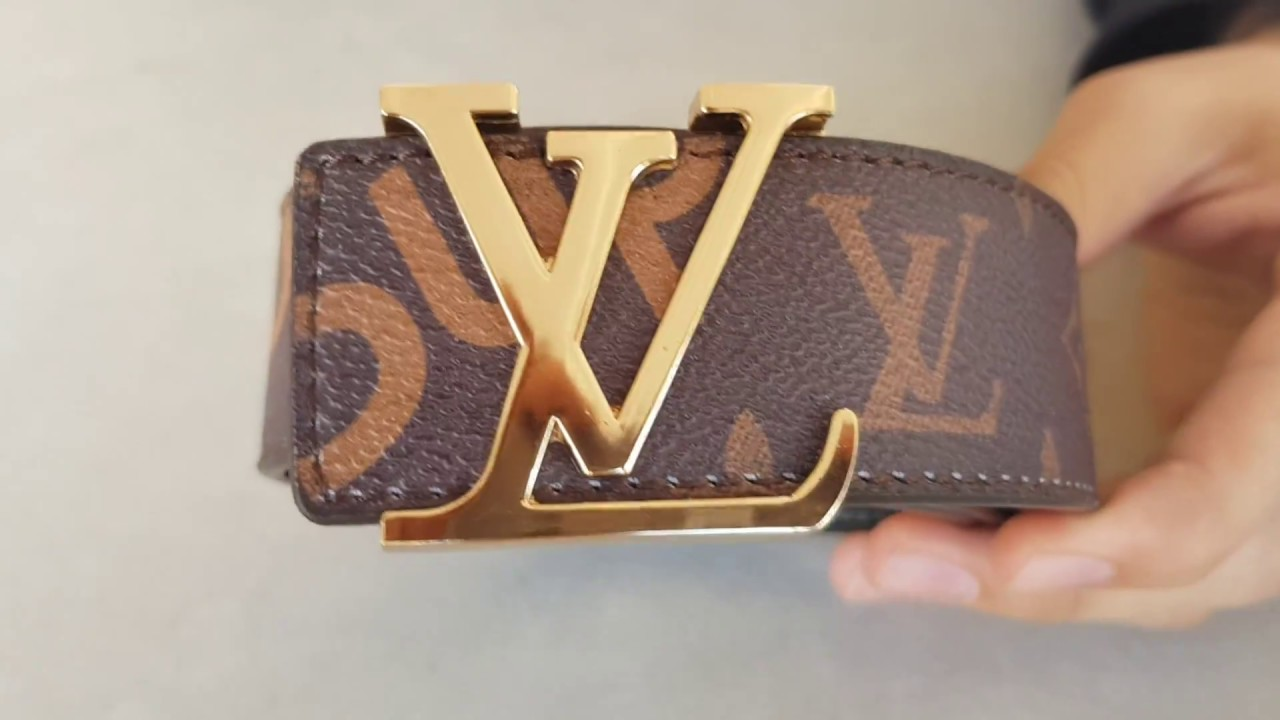 420ce81e8114 Supreme x Louis vuitton belt From Ioffer - YouTube