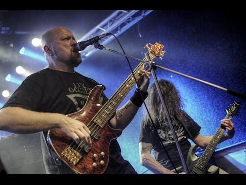 Forgotten Silence - Personal Energy (Pestilence Cover Live @ Metalshop.cz Tour 2014)