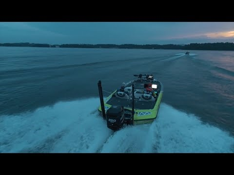 FLW Cup with Polaris Pro David Dudley
