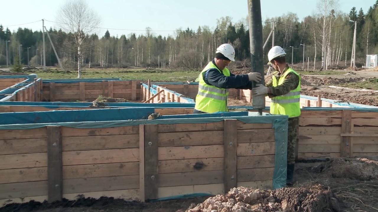 Свайно ростверковый фундамент своими руками пошаговая инструкция фото 986