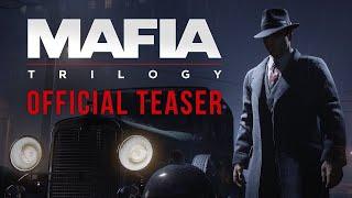 Mafia: Trilogy - Official Teaser Trailer (2020)