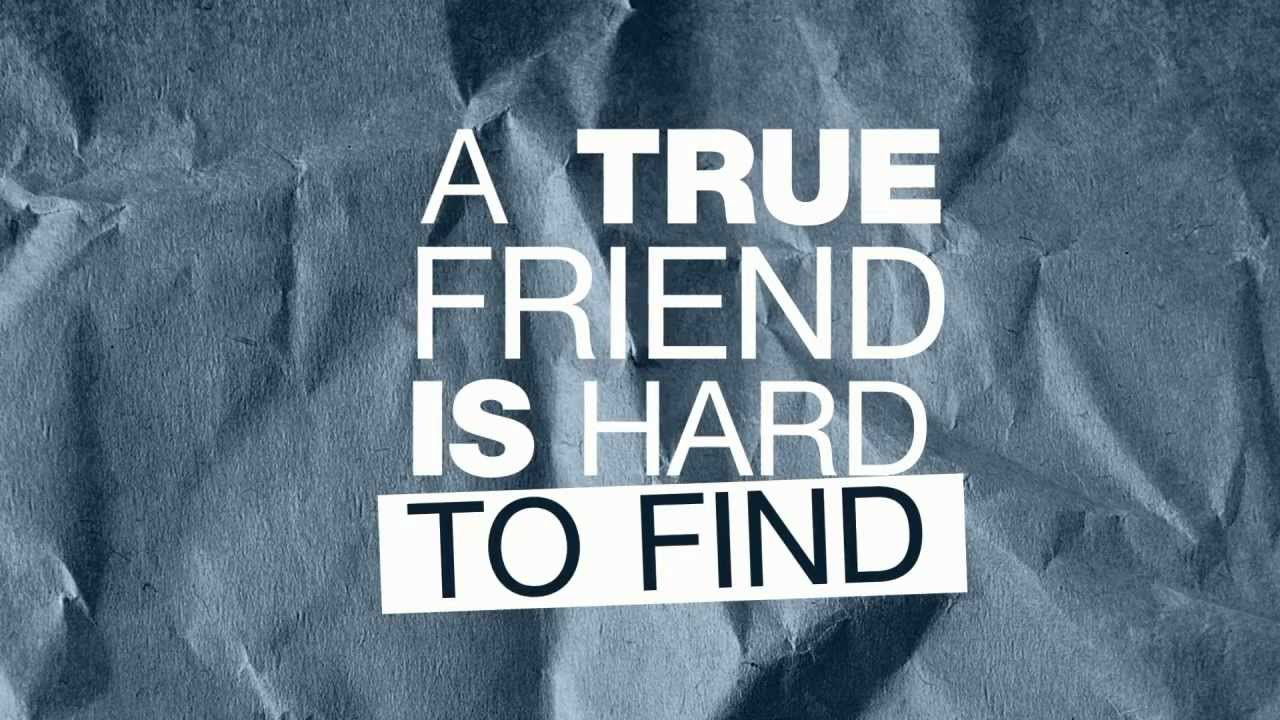 Matt Gill - True Friends Are Hard To Find (Groove On Records) - YouTube