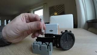 FOSSIL JR1401 WATCH - REMOVING LINKS
