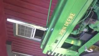 Straight pipe John Deere H