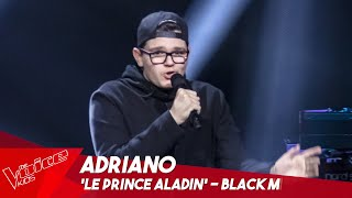 Adriano - 'Le Prince Aladin' | Blind Auditions | The Voice Kids Belgique