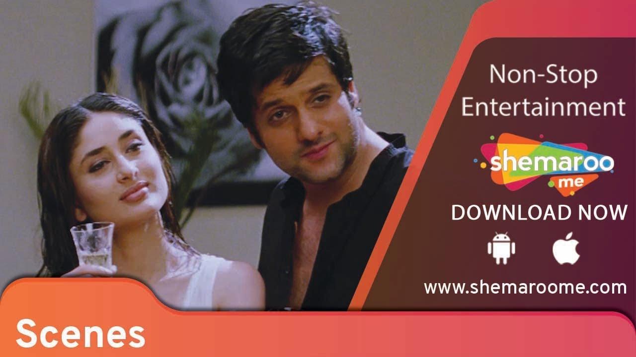 Download Kareena Kapoor   Fardeen Khan   Shahid Kapoor Scenes from FIDA   Bollywood Action Movies