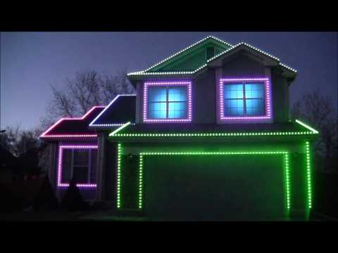 Download Youtube: Holtzman Christmas Light Show 2016