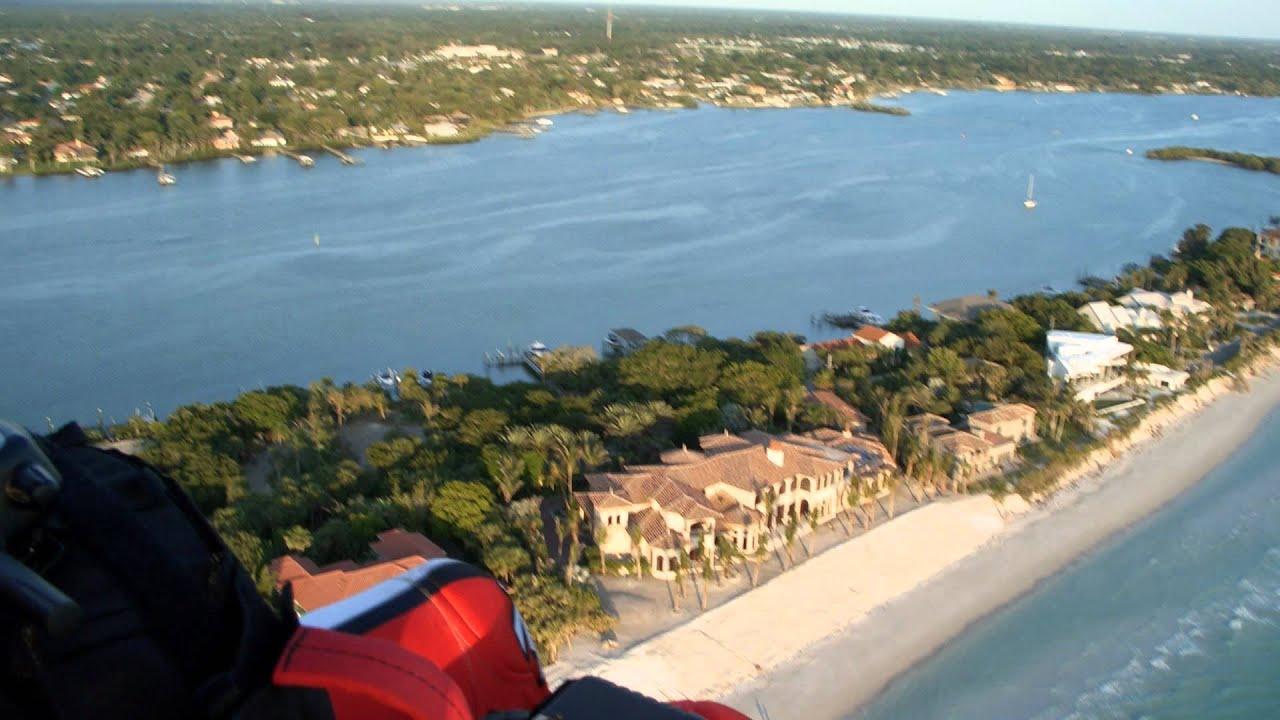 Sarasota beaches - Paramotor Florida Sarasota Beaches