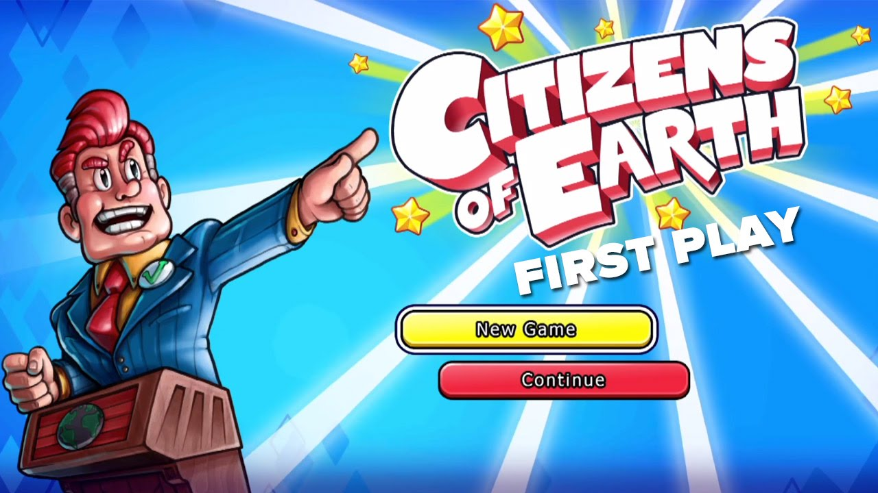 First Play: Citizens of Earth