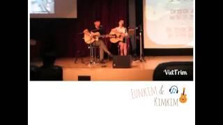 [은킴]하얀손수건/웨딩케잌-제이레빗ver*guitar cover
