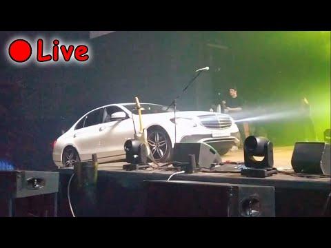 MORGENSHTERN - Новый Мерин (live) | Эпичное появление на концерте 2019 Москва