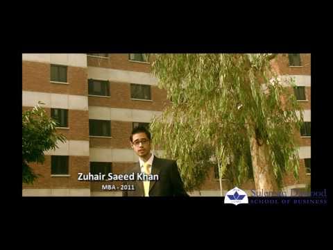 SDSB MBA Programme