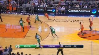 Phoenix Suns vs Boston Celtics Wild Ending