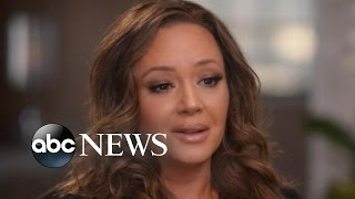 Leah Remini on Her New Anti-Scientology Attack: Part 1