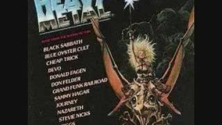 HEAVY METAL-Riggs:Heartbeat