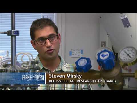 Maryland Farm & Harvest: Beltsville Research