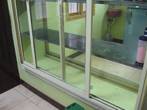 Sliding Door for Kitchen Cupboard
