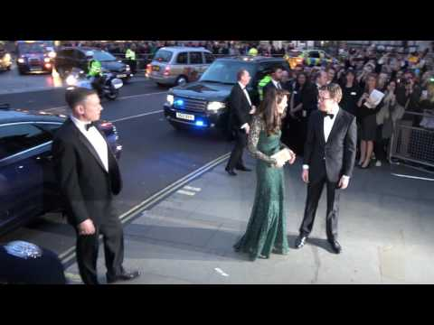 Kate Middleton, Duchess of Cambridge, attends Portrait Gala at National Portrait Gallery