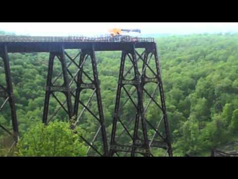 Kinzua Bridge Mt. Jewett, PA