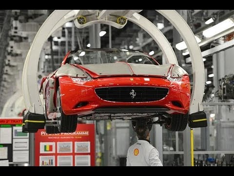 Make Ferrari Cars - YouTube