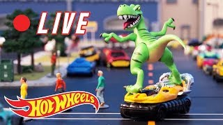 🔴 LIVE from Hot Wheels City! | Hot Wheels