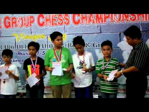 National Age Group Chess Championships 2015 - Boys under 14