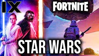 Episode 9: Neue Filmszene und spannende Details zum Film! Fortnite Star Wars Event! | 212th
