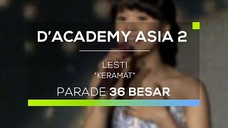 Video Lesti - Keramat (D'Academy Asia 2) download MP3, 3GP, MP4, WEBM, AVI, FLV Desember 2017