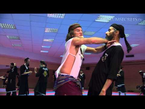Introduction to Abir Martial Arts with Grandmaster Yehoshua Sofer