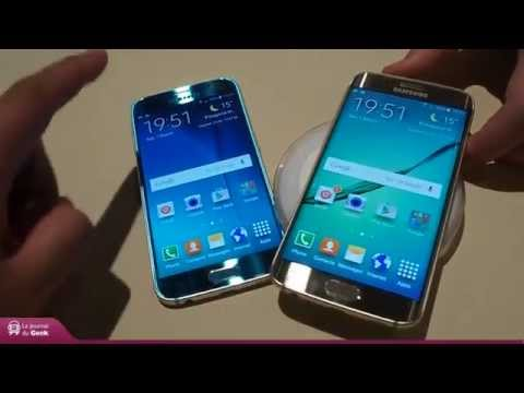MWC 2015 : Preview Samsung Galaxy S6 & S6 Edge