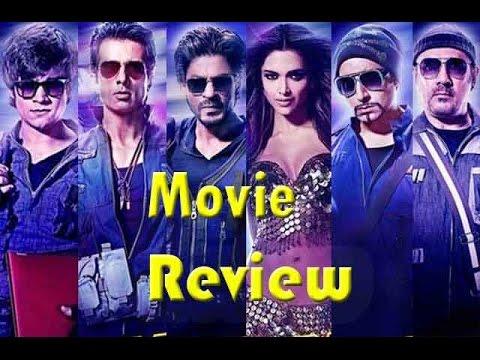 Happy New Year Movie Review | Shahrukh Khan, Deepika ...