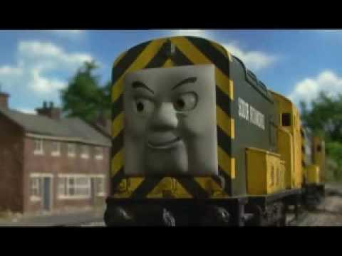 Thomas/Arthur Parody Clip 4