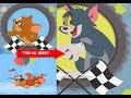 Tom and Jerry Boomerang Make and Race / Tom VS Jerry Racing / Cartoon Games Kids TV