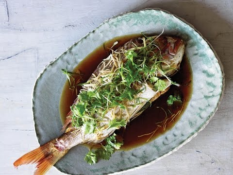 Chinese-style Steamed Fish With Ginger And Shallots | Recipe | ASKO Steam Oven