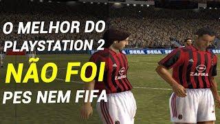 7 GAMES DE FUTEBOL IMPORTANTES QUE NÃO SÃO PES E FIFA